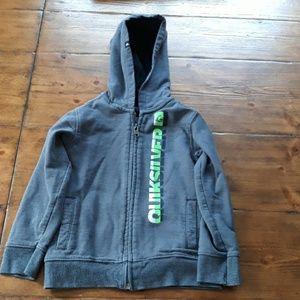 5 for 10, Quiksilver hoodie, sz 4
